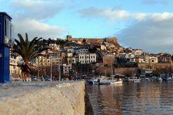 Kavala City Greece